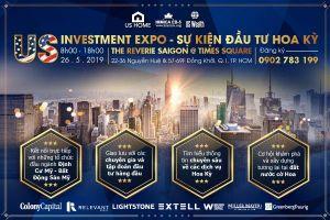 US Investment Expo - Sự kiện lớn về đầu tư Mỹ