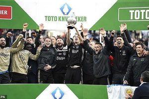 Ajax vô địch cúp quốc gia Hà Lan, hướng đến 'cú ăn ba' lịch sử