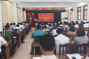 Hà Nội: Bồi dưỡng nghiệp vụ cho cán bộ quy hoạch ban thường vụ cấp ủy cơ sở