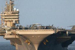 Bị Iran coi là khủng bố, Mỹ đưa đội tàu sân bay và oanh tạc cơ đến Trung Đông