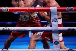 'Nam vương' boxing Việt mệt mỏi chờ đấu với võ sư Flores