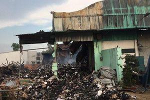 Vụ cháy thiêu rụi tài liệu xe buýt ở TP HCM: Điều tra thêm nhiều vấn đề!