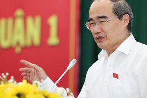 Bí thư Thành ủy Nguyễn Thiện Nhân: TP HCM đã triển khai nhiều giải pháp ngăn ngừa ma túy