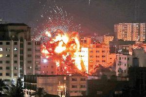 Bạo lực bùng phát dữ dội tại Dải Gaza: Palestine 'cầu cứu' HĐBA LHQ