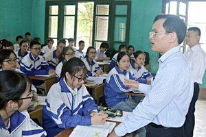 4 trường đại học phối hợp tổ chức kỳ thi THPT quốc gia năm 2019 tại Bắc Giang