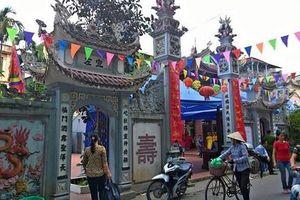 Bộ VH-TT&DL thẩm định dự án tu bổ, tôn tạo hai di tích của Hà Nội
