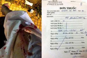 Cô gái phải điều trị phơi nhiễm HIV vì bị 2 người lạ rạch tay khi chờ đèn đỏ