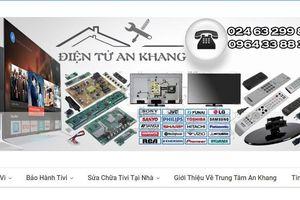 Địa chỉ sửa Tivi 3D tốt nhất tại Hà Nội