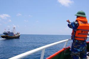 Phát hiện 22 tàu cá vi phạm hành lang an toàn đường ống dẫn khí dưới biển