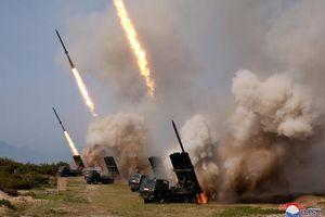 Đợt thử vũ khí mới của Triều Tiên liên quan đến Nga?