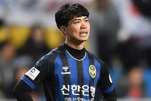 Tương lai mịt mờ của Công Phượng tại K-League