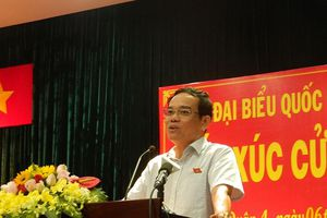 Phó Bí thư Thành ủy TPHCM: Đếm từng ngày khi về thành phố công tác
