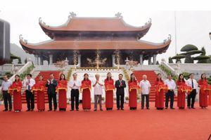 Khánh thành Nhà tưởng niệm người có công và cán bộ, công nhân Nhà máy in tiền tại Đồn điền Chi Nê