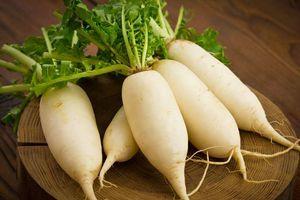 5 loại rau củ sử dụng hàng ngày gúp thải độc cơ thể hiệu quả