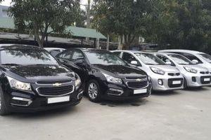 Thuê ô tô với giá cao: Hàng loạt chủ xe sập bẫy, mất trắng hàng tỷ đồng