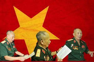 Cựu binh Điện Biên Phủ: 'Chúng tôi chiến đấu bằng niềm tin chiến thắng'