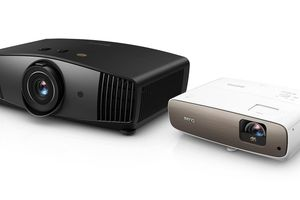 BenQ giới thiệu bộ đôi máy chiếu DLP 4K HDR mới hỗ trợ không gian màu DCI-P3