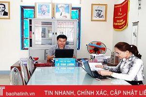Một huyện đoàn ở Hà Tĩnh chỉ còn 2 người làm việc