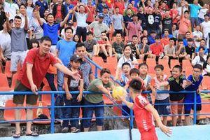 Đánh bại Quảng Nam, CLB Thanh Hóa có trận thắng đầu tiên ở V-League 2019