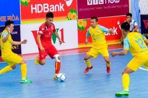 Giải futsal VĐQG 2019: Kardiachain Sài Gòn lỡ ngôi đầu bảng