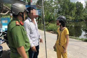 Vụ nữ sinh 'bị bắt cóc, tự giải thoát ở Cà Mau': Sợ bị mắng nên nói dối