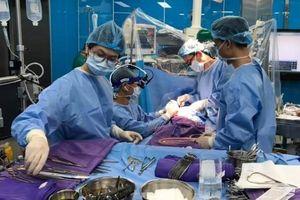 Phẫu thuật thành công cho trẻ mắc bệnh bất thường tĩnh mạch phổi thể phức tạp