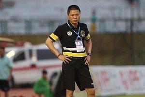 'HLV Chu Đình Nghiêm cần cư xử chuẩn mực để cầu thủ noi theo'