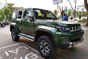 'Jeep Trung Quốc' BAIC BJ40L giá gần 1 tỉ đồng tại Việt Nam