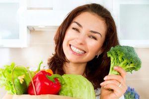 Ăn 8 loại rau giàu canxi này giúp xương chắc khỏe