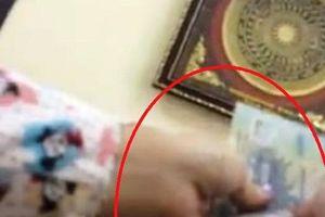 Kết quả xác minh việc đưa 'vật giống tiền' để xử ly hôn ở Sơn Dương (Tuyên Quang)