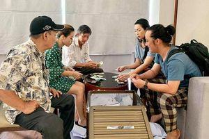 Trịnh Kim Chi: Gần 300 triệu tiền phúng viếng được làm từ thiện theo di nguyện của nghệ sĩ Lê Bình