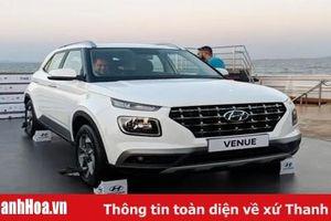 Hyundai Venue có thể từ 10.400 USD tại Ấn Độ