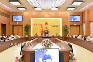 Thường vụ Quốc hội chuẩn bị đánh giá tình hình kinh tế - xã hội