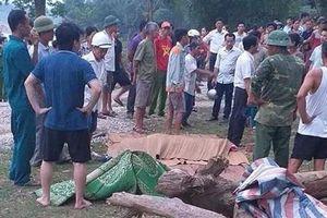 4 học sinh đuối nước thương tâm trên sông Mã ở Thanh Hóa