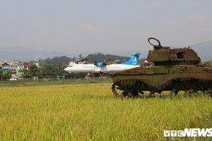 Cận cảnh dàn pháo đài thép của Pháp bị quân ta tiêu diệt hoàn toàn ở Điện Biên Phủ