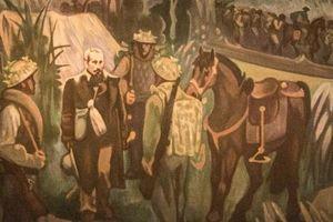 Tái hiện chiến dịch Điện Biên Phủ và Chủ tịch Hồ Chí Minh qua các tác phẩm hội họa