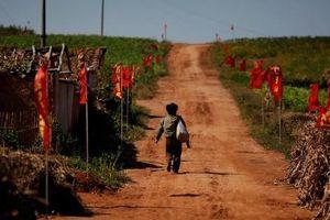 Triều Tiên đang khan hiếm lương thực nghiêm trọng