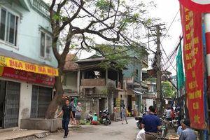 Hà Nội: Nghi án con trai đâm bố ruột gần 80 tuổi tử vong lúc rạng sáng