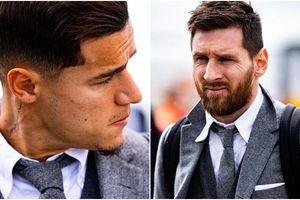Messi và đồng đội bảnh bao đến Liverpool, chờ lấy vé chung kết