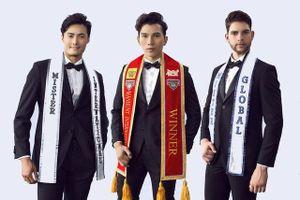 Top 3 'Mister Việt Nam' sẽ được chọn đóng vai chính trong phim chiếu rạp