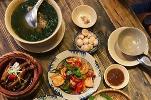 Canh cua, cà muối và những món ăn mùa hè bình dị gợi nhớ tuổi thơ
