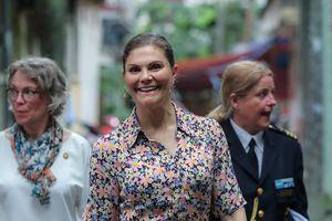 Công chúa Thụy Điển: Phát triển bền vững rất quan trọng với Trái Đất