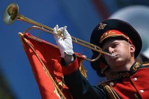 13.000 binh sĩ Nga tổng duyệt trước diễu binh Ngày Chiến thắng
