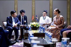 Thời điểm vàng để thúc đẩy hơn nữa hợp tác Việt Nam - Thụy Điển