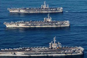Báo Nga: Mỹ dùng Hải quân để làm ngoại giao