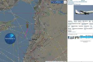 Máy bay Mỹ xuất hiện khi Hmeymim bị trút mưa đạn