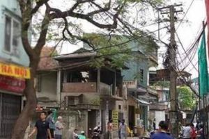 Kinh hoàng lý do con trai đâm bố đẻ tử vong ở Hà Nội