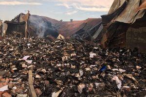 Sở Giao thông vận tải TP Hồ Chí Minh thông tin về vụ cháy kho lưu trữ hồ sơ