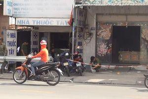 Lại thêm một vụ án mạng ở quận Bình Tân