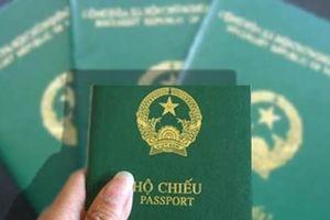 Làm rõ tính khả thi về hộ chiếu có gắn chip điện tử